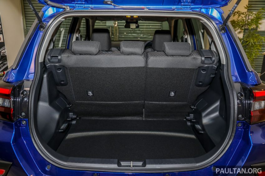 2021 Perodua Ativa SUV launched in Malaysia – X, H, AV specs; 1.0L Turbo CVT; from RM61,500 to RM72k Image #1257268