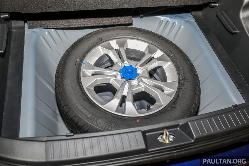 Perodua Ativa 2021 dilancarkan — varian X, H dan AV, 1.0L turbo dengan CVT, ASA 3.0, dari RM61k-RM72k Image #1257570