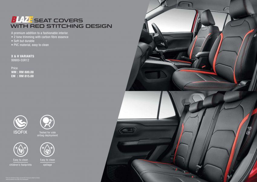 Perodua Ativa 2021 dilancarkan — varian X, H dan AV, 1.0L turbo dengan CVT, ASA 3.0, dari RM61k-RM72k Image #1257726