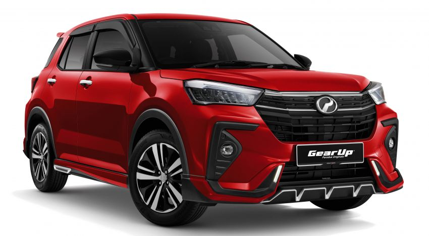 2021 Perodua Ativa SUV launched in Malaysia – X, H, AV specs; 1.0L Turbo CVT; from RM61,500 to RM72k Image #1257773