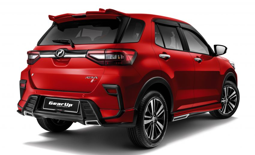 2021 Perodua Ativa SUV launched in Malaysia – X, H, AV specs; 1.0L Turbo CVT; from RM61,500 to RM72k Image #1257775