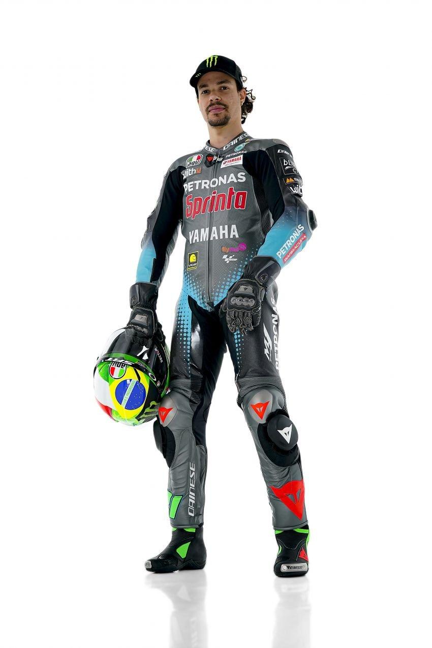 2021 MotoGP: Petronas Sepang Racing unveils racing livery – Valentino Rossi joins team with Morbidelli Image #1255977