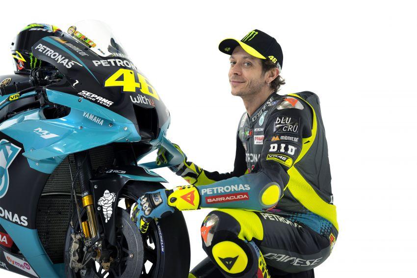 2021 MotoGP: Petronas Sepang Racing unveils racing livery – Valentino Rossi joins team with Morbidelli Image #1255987