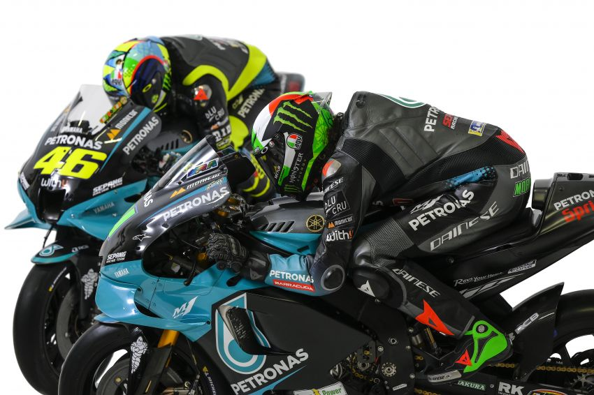 2021 MotoGP: Petronas Sepang Racing unveils racing livery – Valentino Rossi joins team with Morbidelli Image #1255988