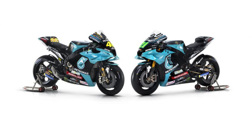 2021 MotoGP: Petronas Sepang Racing unveils racing livery – Valentino Rossi joins team with Morbidelli Image #1255998