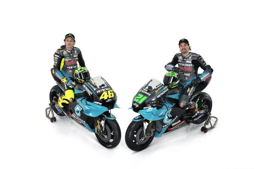 2021 MotoGP: Petronas Sepang Racing unveils racing livery – Valentino Rossi joins team with Morbidelli Image #1255991