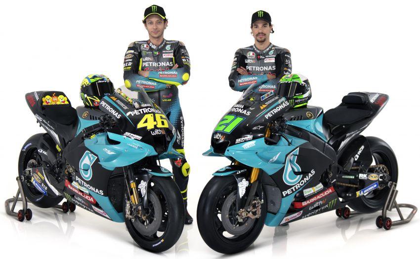 2021 MotoGP: Petronas Sepang Racing unveils racing livery – Valentino Rossi joins team with Morbidelli Image #1255992