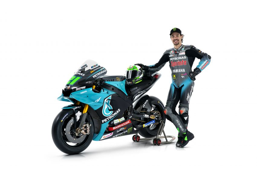 2021 MotoGP: Petronas Sepang Racing unveils racing livery – Valentino Rossi joins team with Morbidelli Image #1255979