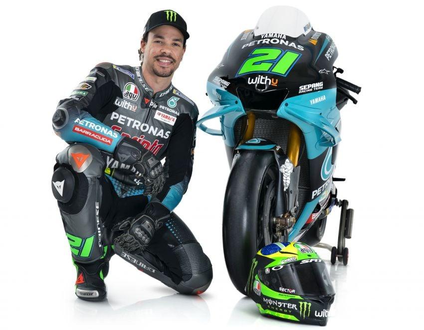 2021 MotoGP: Petronas Sepang Racing unveils racing livery – Valentino Rossi joins team with Morbidelli Image #1255980