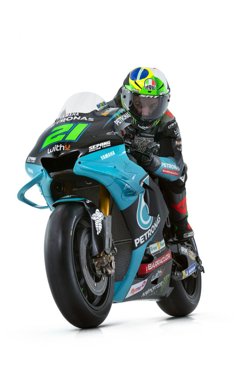 2021 MotoGP: Petronas Sepang Racing unveils racing livery – Valentino Rossi joins team with Morbidelli Image #1255981
