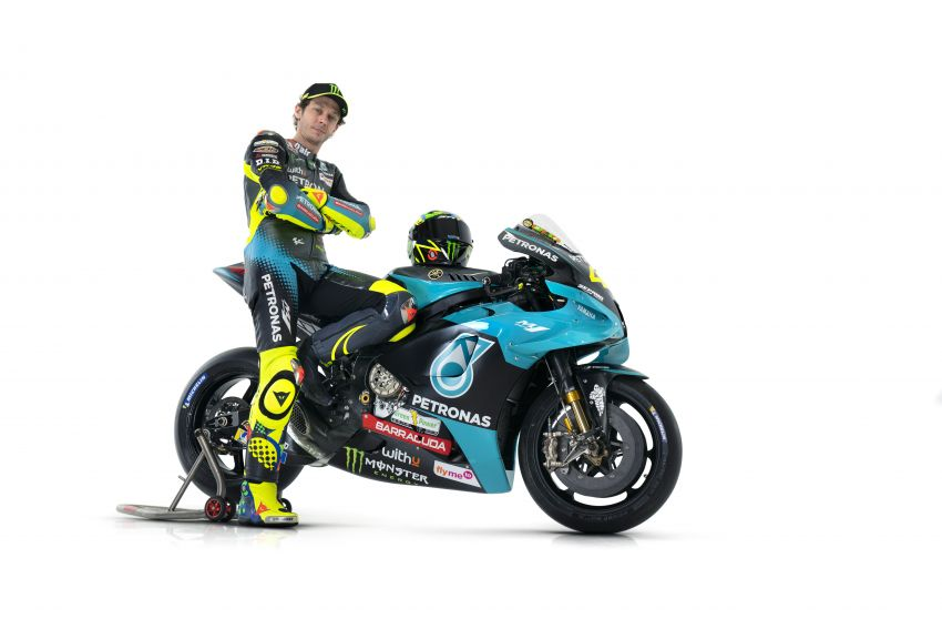 2021 MotoGP: Petronas Sepang Racing unveils racing livery – Valentino Rossi joins team with Morbidelli Image #1255983