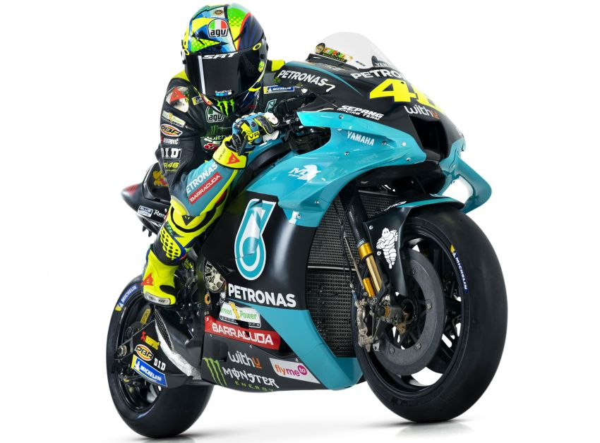 2021 MotoGP: Petronas Sepang Racing unveils racing livery – Valentino Rossi joins team with Morbidelli Image #1255984