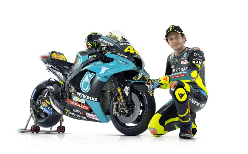 2021 MotoGP: Petronas Sepang Racing unveils racing livery – Valentino Rossi joins team with Morbidelli Image #1255996