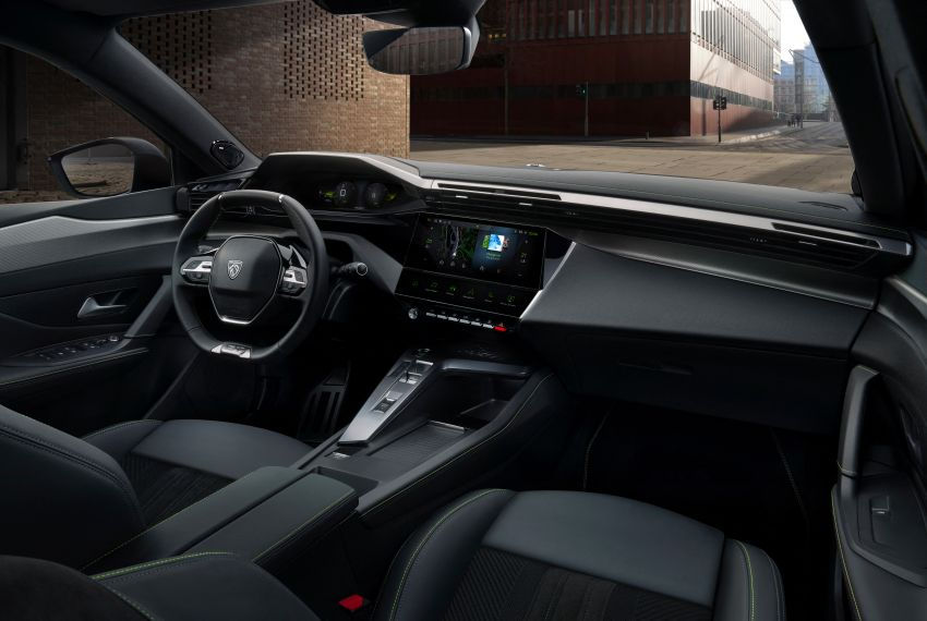 2021 Peugeot 308 revealed – revised C-segment hatch gets new lion badge, bold design and two PHEVs Image #1265408