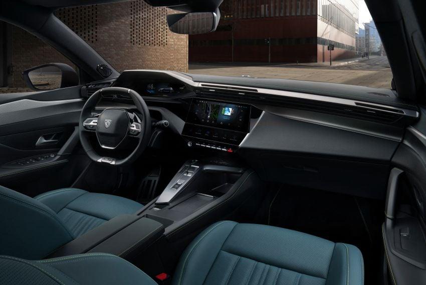 2021 Peugeot 308 revealed – revised C-segment hatch gets new lion badge, bold design and two PHEVs Image #1265409