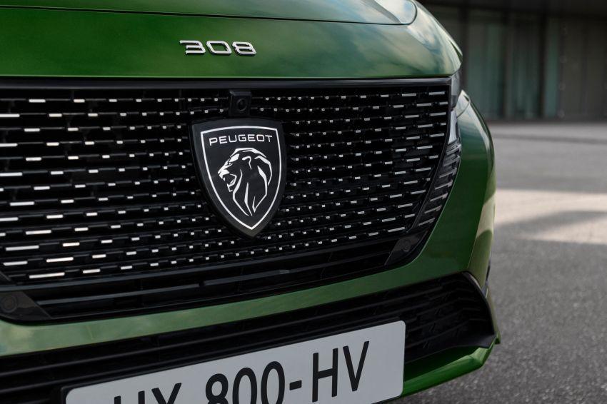 2021 Peugeot 308 revealed – revised C-segment hatch gets new lion badge, bold design and two PHEVs Image #1265413