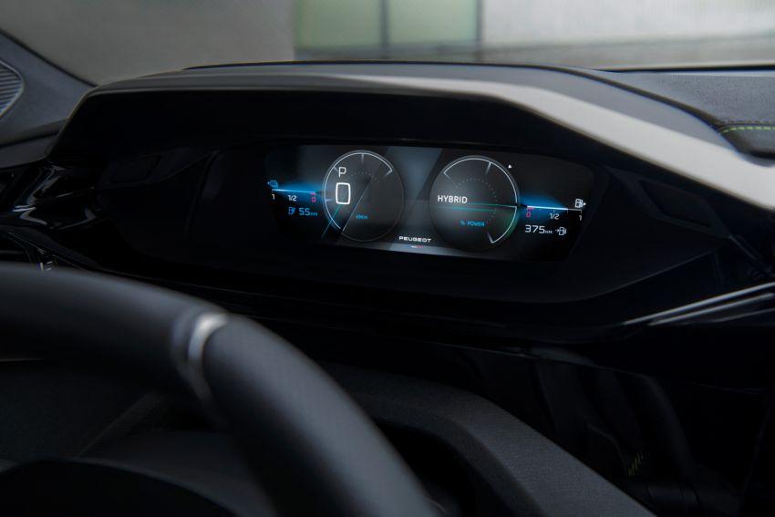 2021 Peugeot 308 revealed – revised C-segment hatch gets new lion badge, bold design and two PHEVs Image #1265434