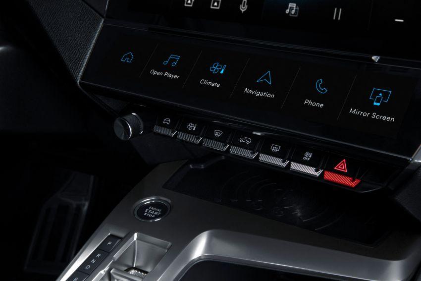 2021 Peugeot 308 revealed – revised C-segment hatch gets new lion badge, bold design and two PHEVs Image #1265447