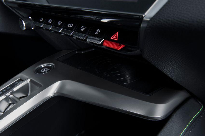 2021 Peugeot 308 revealed – revised C-segment hatch gets new lion badge, bold design and two PHEVs Image #1265453