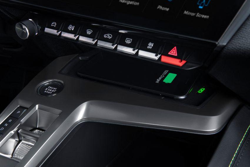 2021 Peugeot 308 revealed – revised C-segment hatch gets new lion badge, bold design and two PHEVs Image #1265455