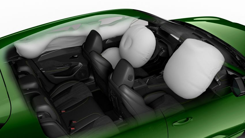 2021 Peugeot 308 revealed – revised C-segment hatch gets new lion badge, bold design and two PHEVs Image #1265456