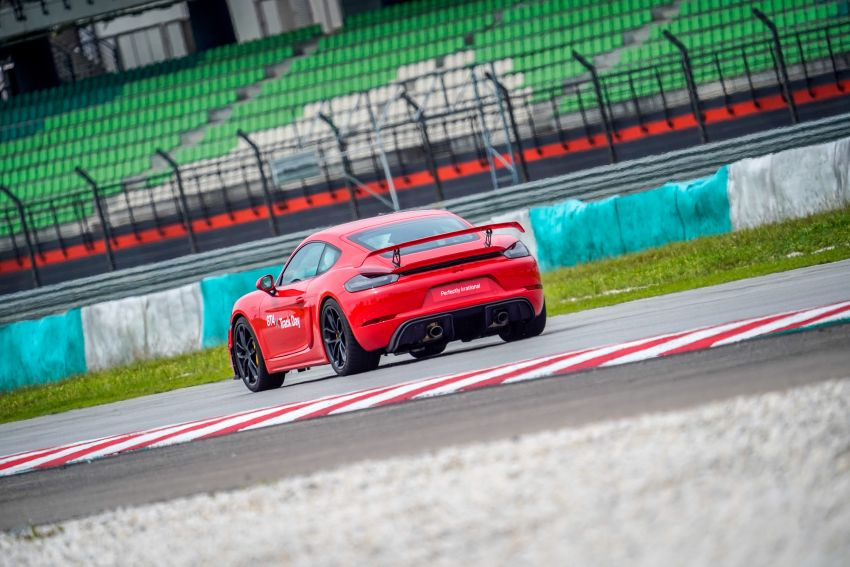REVIEW: 2021 982 Porsche Cayman GT4 in Malaysia Image #1255694