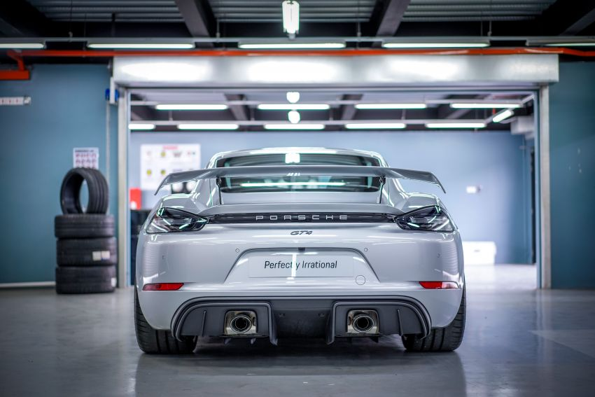 REVIEW: 2021 982 Porsche Cayman GT4 in Malaysia Image #1255703