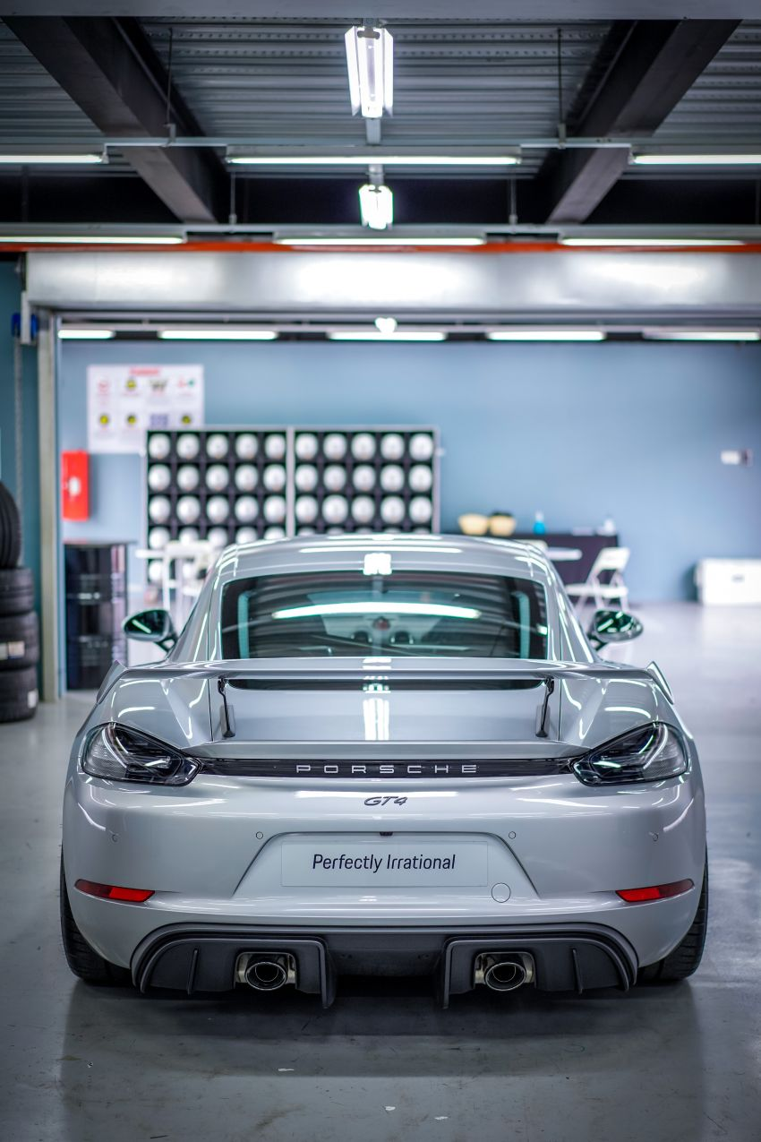 REVIEW: 2021 982 Porsche Cayman GT4 in Malaysia Image #1255705