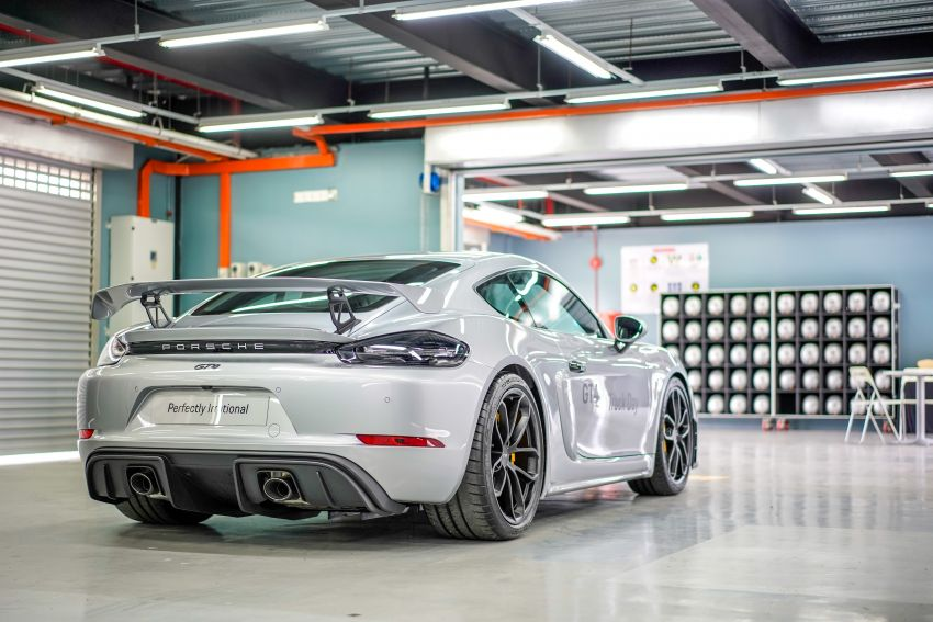 REVIEW: 2021 982 Porsche Cayman GT4 in Malaysia Image #1255706