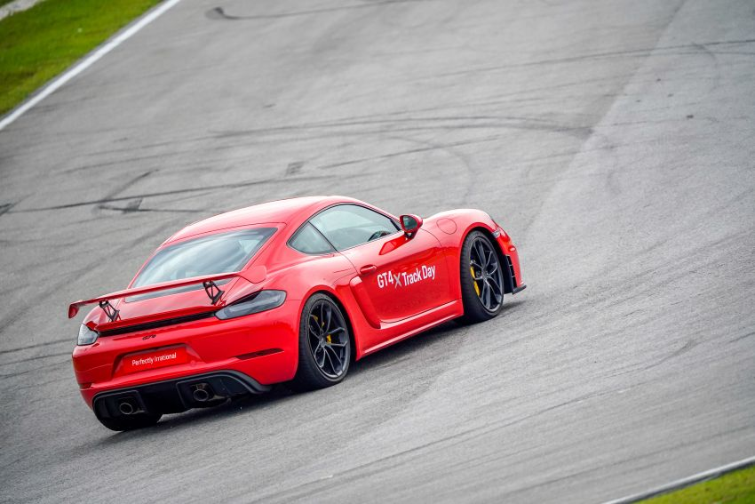 REVIEW: 2021 982 Porsche Cayman GT4 in Malaysia Image #1255708
