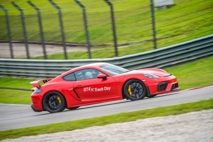 REVIEW: 2021 982 Porsche Cayman GT4 in Malaysia Image #1255709