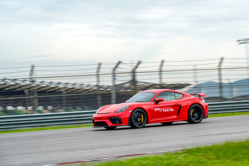 REVIEW: 2021 982 Porsche Cayman GT4 in Malaysia Image #1255710