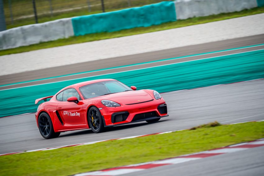 REVIEW: 2021 982 Porsche Cayman GT4 in Malaysia Image #1255712