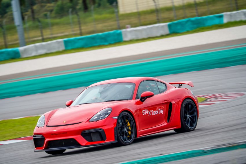 REVIEW: 2021 982 Porsche Cayman GT4 in Malaysia Image #1255714