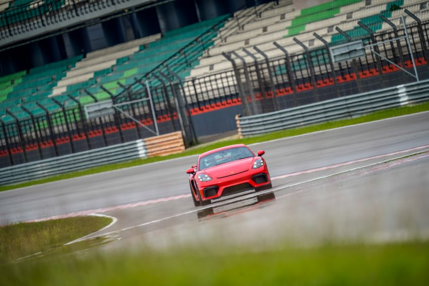 REVIEW: 2021 982 Porsche Cayman GT4 in Malaysia Image #1255715