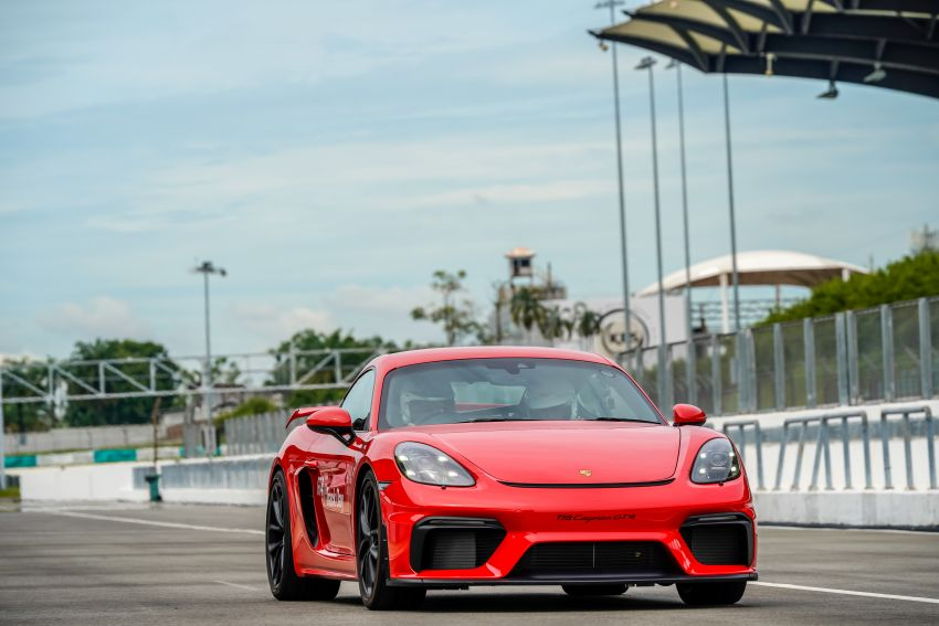 REVIEW: 2021 982 Porsche Cayman GT4 in Malaysia Image #1255716