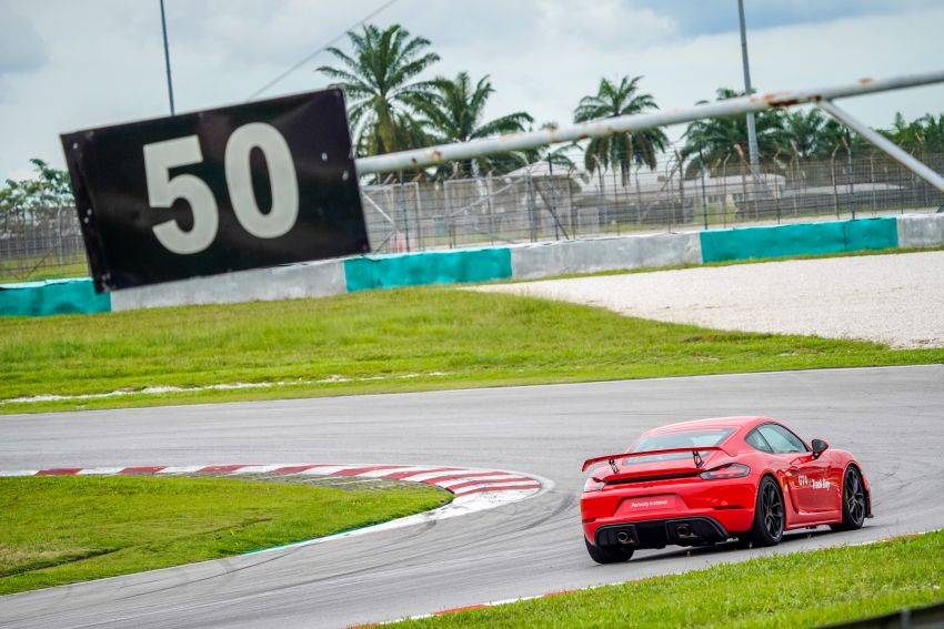 REVIEW: 2021 982 Porsche Cayman GT4 in Malaysia Image #1255717