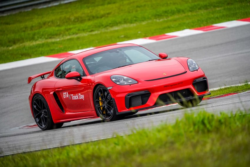REVIEW: 2021 982 Porsche Cayman GT4 in Malaysia Image #1255719