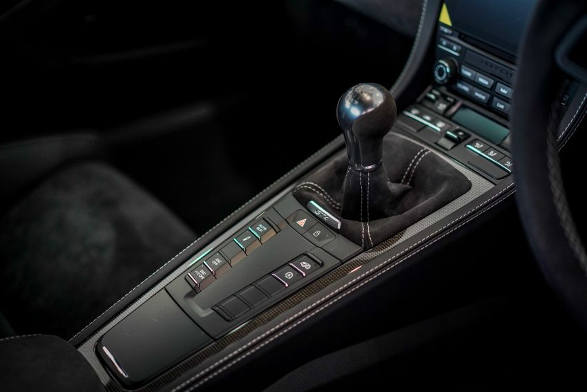 REVIEW: 2021 982 Porsche Cayman GT4 in Malaysia Image #1255697