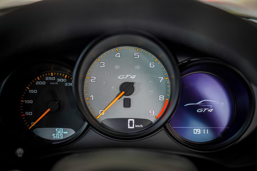 REVIEW: 2021 982 Porsche Cayman GT4 in Malaysia Image #1255698