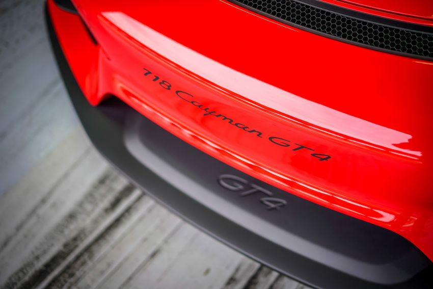 REVIEW: 2021 982 Porsche Cayman GT4 in Malaysia Image #1255701