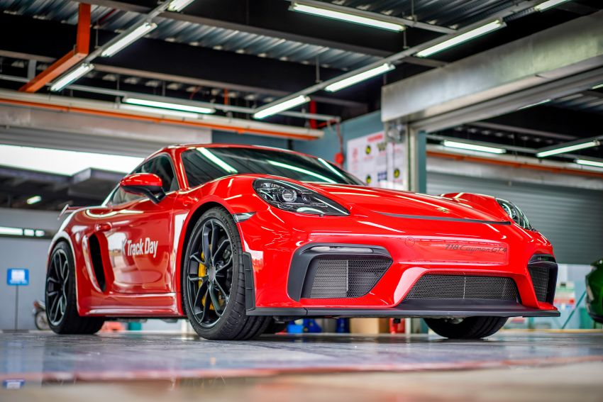 REVIEW: 2021 982 Porsche Cayman GT4 in Malaysia Image #1255702