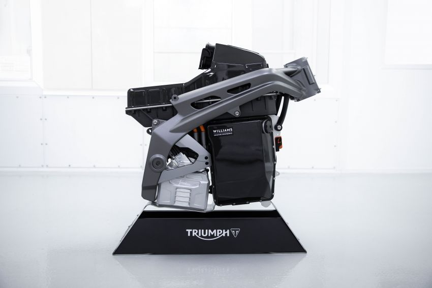 Project Triumph TE-1 e-bike completes phase 2 testing Image #1267620