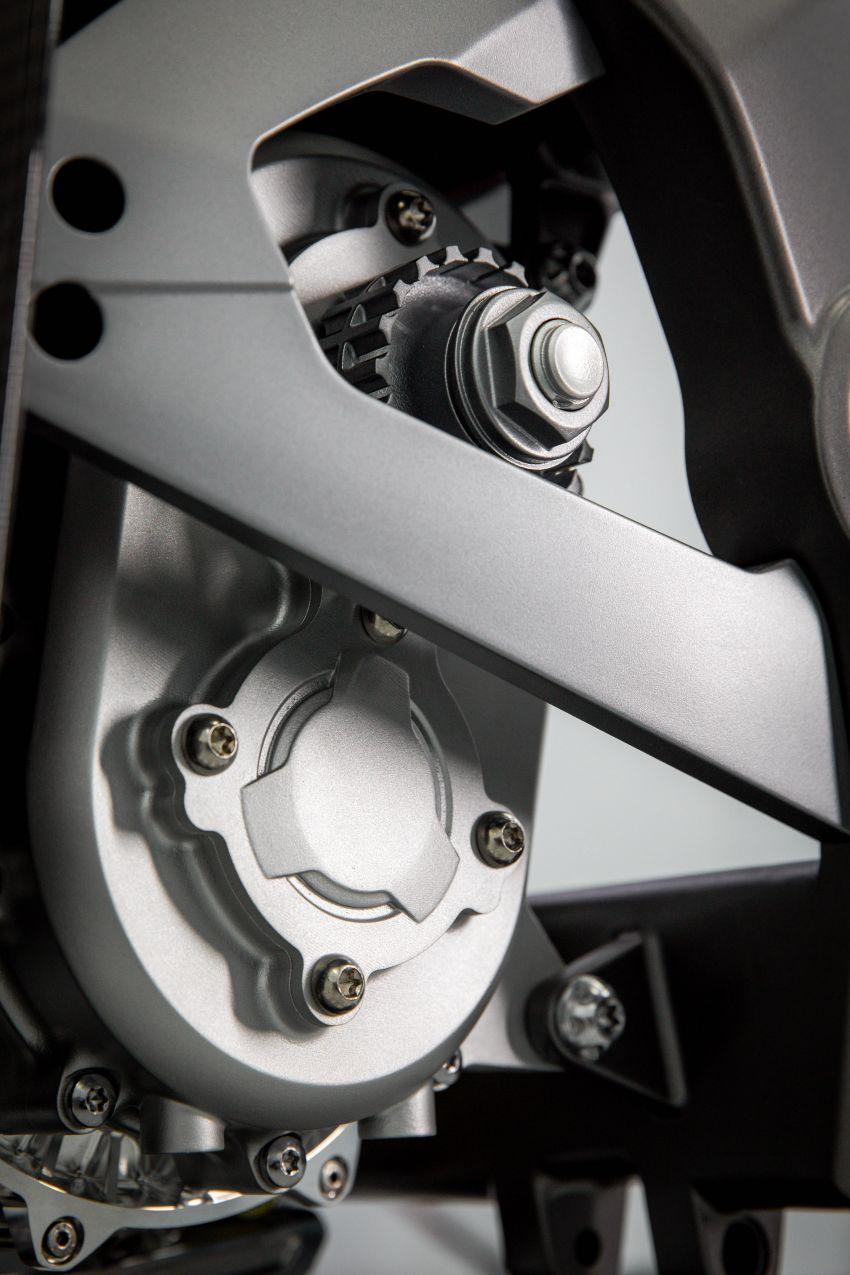 Project Triumph TE-1 e-bike completes phase 2 testing Image #1267629