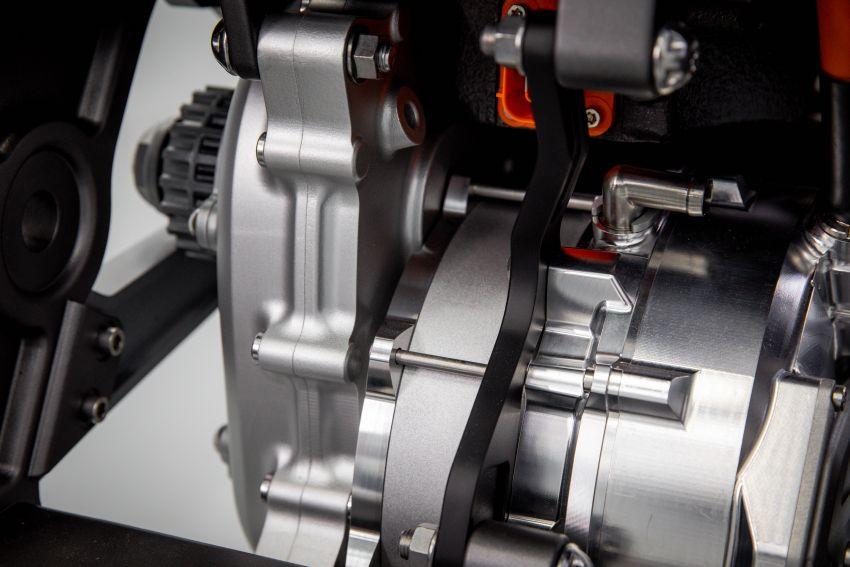 Project Triumph TE-1 e-bike completes phase 2 testing Image #1267630