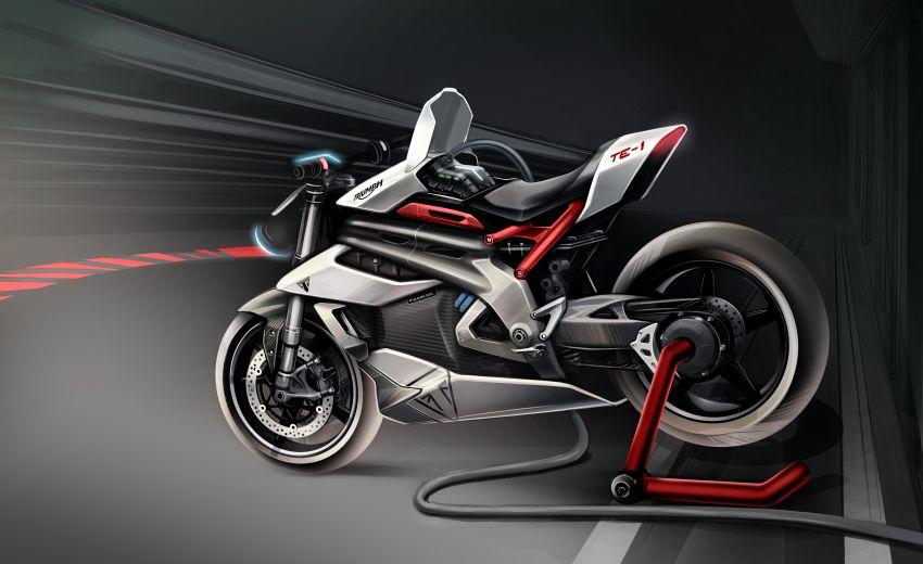 Project Triumph TE-1 e-bike completes phase 2 testing Image #1267639