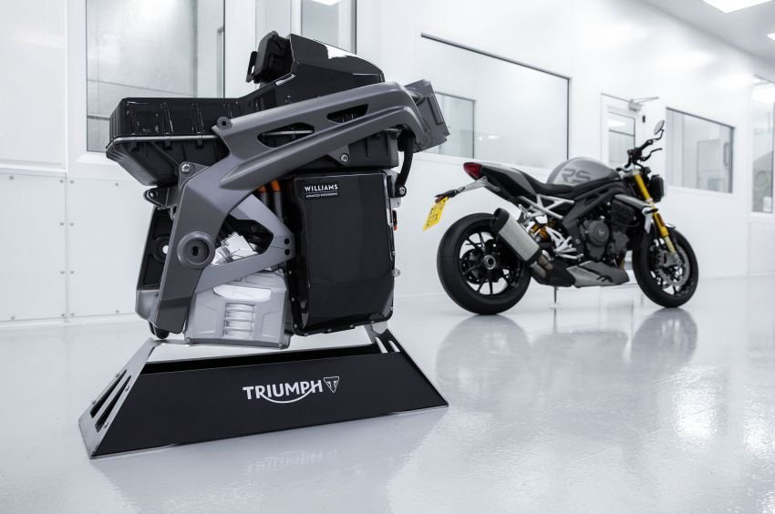 Project Triumph TE-1 e-bike completes phase 2 testing Image #1267624