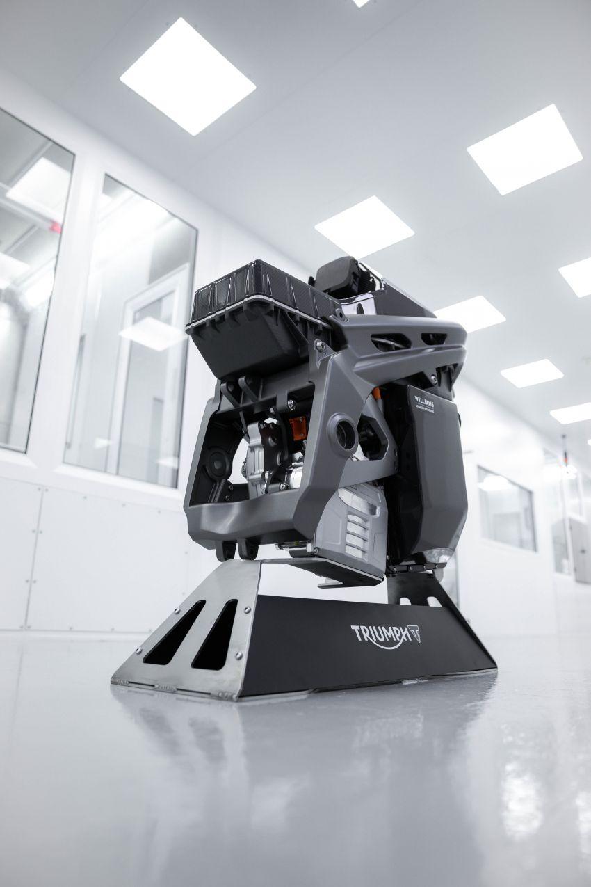 Project Triumph TE-1 e-bike completes phase 2 testing Image #1267625