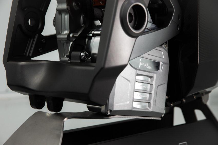 Project Triumph TE-1 e-bike completes phase 2 testing Image #1267628