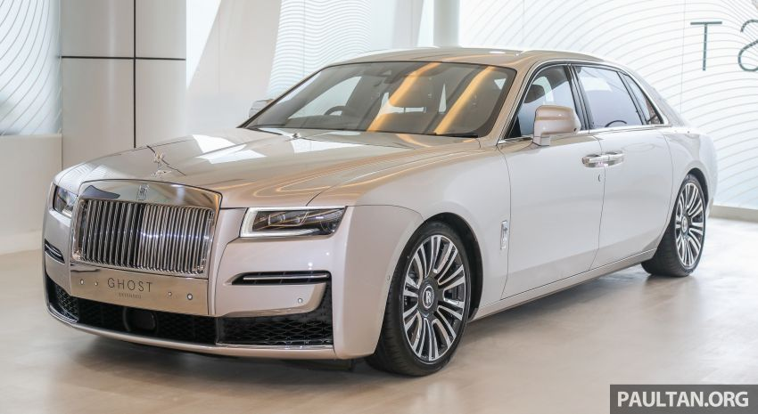 2021 Rolls-Royce Ghost launched in Malaysia – two wheelbase options; from RM1.45-RM1.65 million Image #1270939